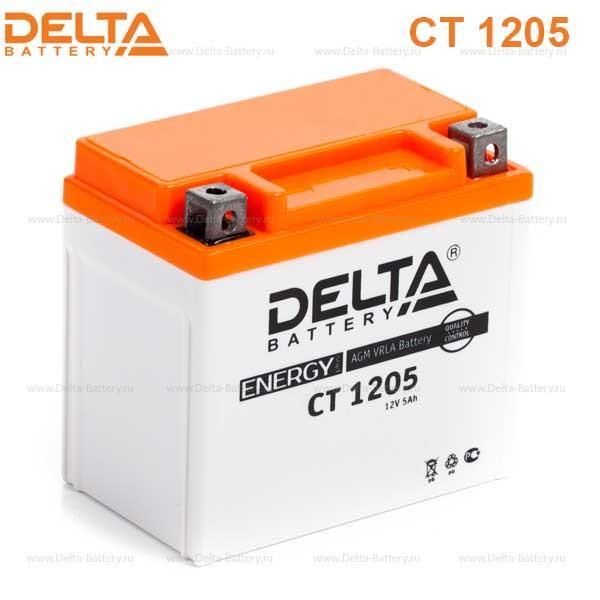 Delta AGM 5 Ач