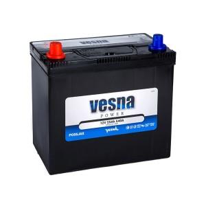 Аккумулятор VESNA POWER 55 Ач (TAB) пр.