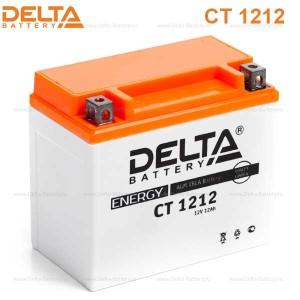 Delta AGM 12 Ач
