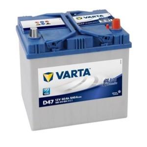 Аккумулятор Varta Blue Dinamic 60 Ач [560410054] обр.