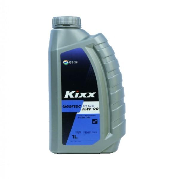Kixx Geartec 75w90 GL-5 1л