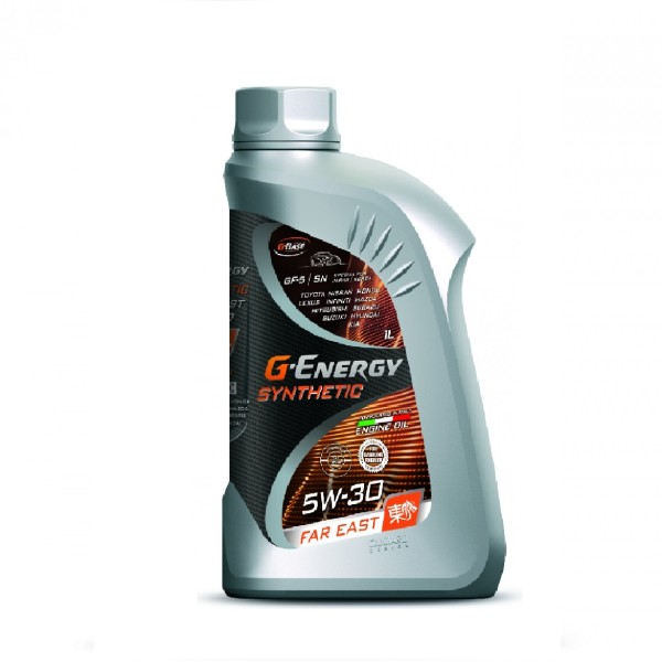 G-Energy Synthetic Active 5W-30 1Л