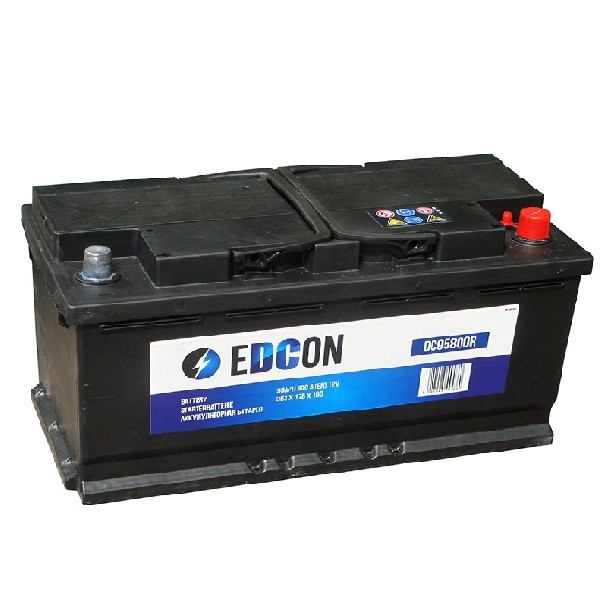 Аккумулятор EDCON 100 Ah обр.
