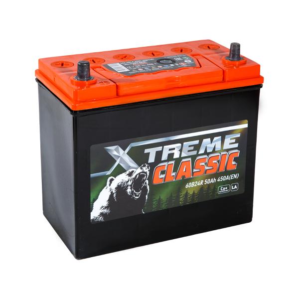 Аккумулятор Xtreme Classic 50 Ah пр.