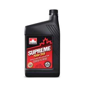 PETRO-CANADA SUPREME  5W30 1Л