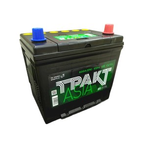 Аккумулятор ТРАКТ Asia 65 Ah 80D23L обр.