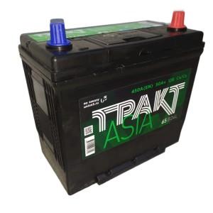 Аккумулятор ТРАКТ Asia 50 Ah 65B24L обр.