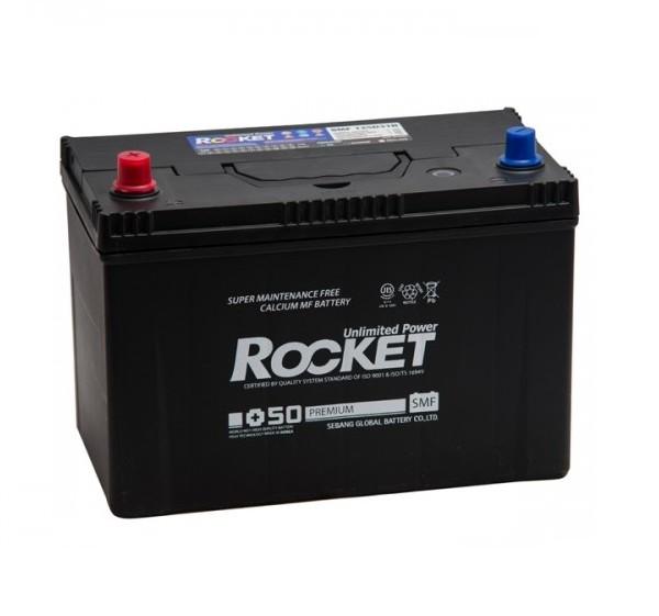 Аккумулятор Rocket SMF 100 Ah 125D31R пр.