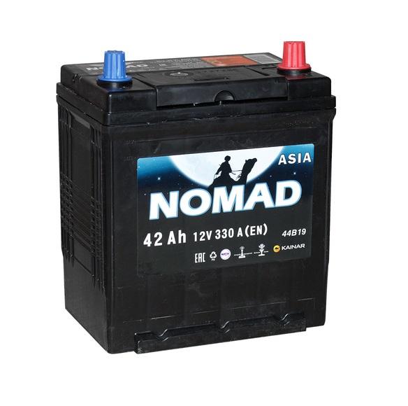 Аккумулятор NOMAD ASIA 42 Ач B19L обр.