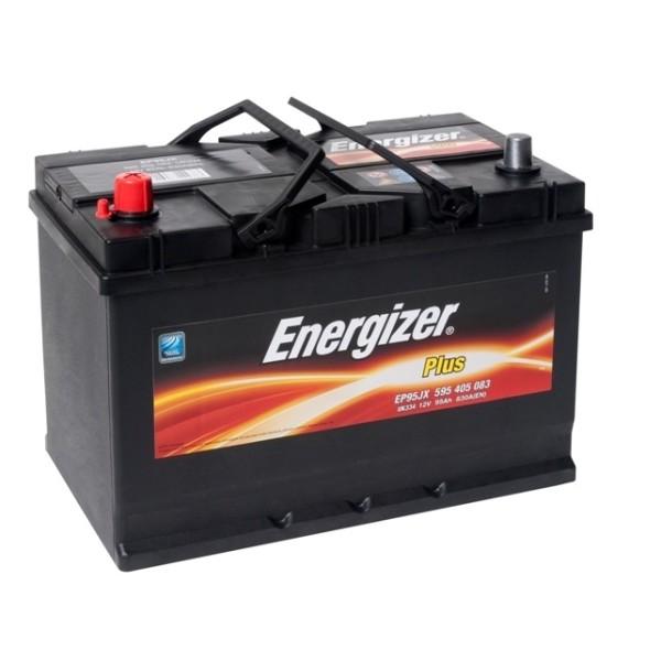 Аккумулятор Energizer Plus 95 Ah (595 404 083) обр.