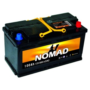 Аккумулятор NOMAD 100 Ач обр.